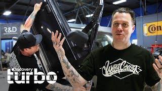 Problemas con puertas de Lamborghini | West Coast Customs | Discovery Turbo