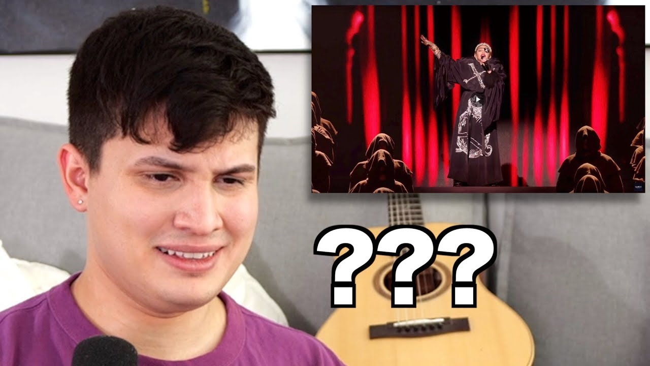 What Happened to Madonna's Voice at Eurovision 2019? #1