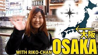 Osaka Namba Tour | Riko-chan Adventure Time