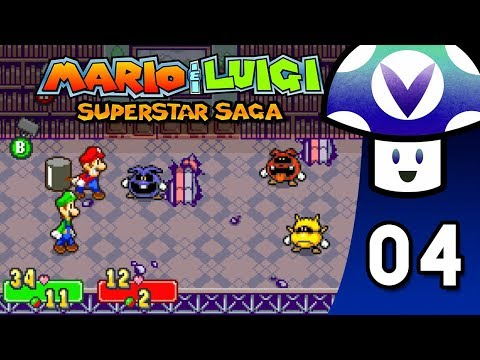 [Vinesauce] Vinny - Mario & Luigi: Superstar Saga (part 4)