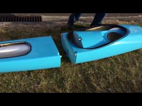 Switchblade Sea Kayak