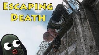 Escaping Death - Escape From Tarkov