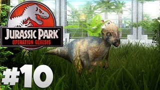 Jurassic Park: Operation Genesis - Part 10: Ring The Changes.