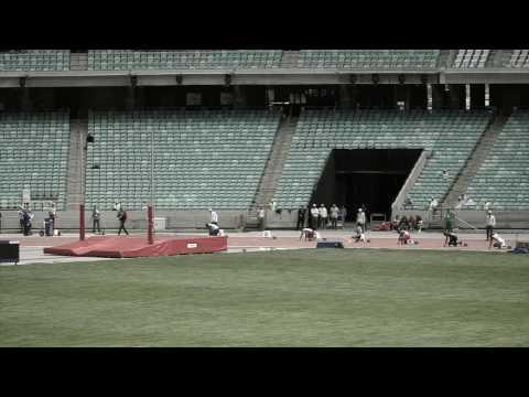 Ramil Guliyev 200м Забег.Исламские Игры.