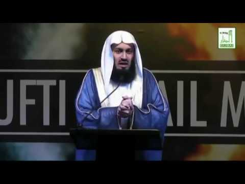Your Lipstick is too much |Funny| By Mufti Menk Q&A, Dubai,UAE