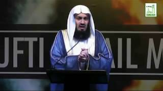 vuclip Your Lipstick is too much |Funny| By Mufti Menk Q&A, Dubai,UAE