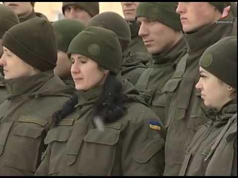 ТРК Вінниччина: У Вінниці відбулись навчання нацгвардійців військової частини 3008 08 01 2019