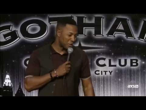 Flex Alexander - Stand Up Comedy - Live Gotham Comedy Club