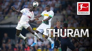 Marcus Thuram - The Son of a World Champion - Mönchengladbach's New Star Striker