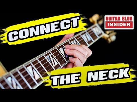 GUITAR LESSON: Connect the Guitar Neck