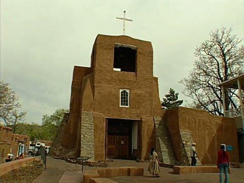 Santa Fe, New Mexico: Burt Wolf Travels & Traditions (#701)