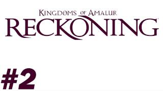 Kingdoms of Amalur Reckoning Walkthrough PT. 2 - Introduction (2/2)