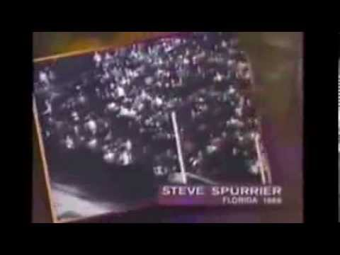 Steve Spurrier Kicks Field Goal to Beat Auburn in 1966