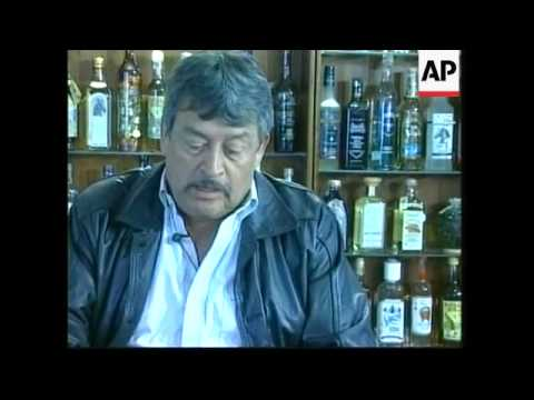 Tequila collector