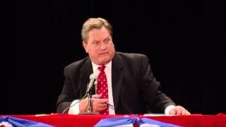 Mike Simpson vs. Bryan Smith Debate, Idaho District 2 Congressional Candidates