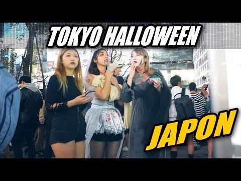 JAPON al NATURAL: HALLOWEEN en SHIBUYA TOKYO