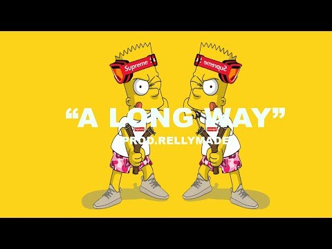 """[FREE] """"A Long Way"""" Lil Tjay x Lil Mosey Type Beat 2019
