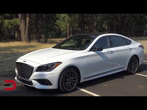Here s the 2018 Genesis G80 AWD Sport on Everyman Driver