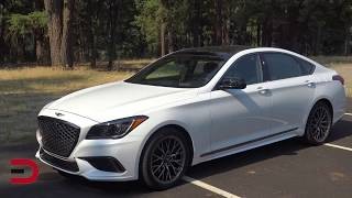 Watch This 2018 Genesis G80 AWD Sport Review on Everyman Driver