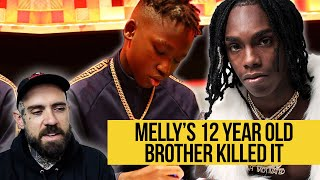 YNW Melly's 12 Year Old Brother Dropped a
