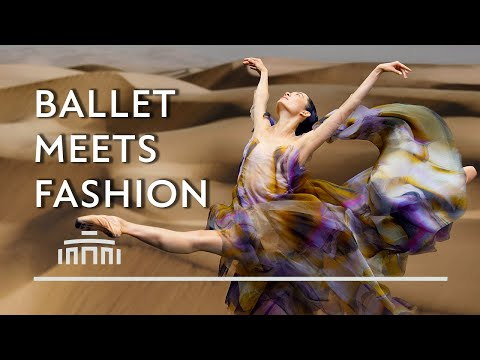 Dutch National Ballet X Iris van Herpen present fashion- and dancefilm BIOMIMICRY