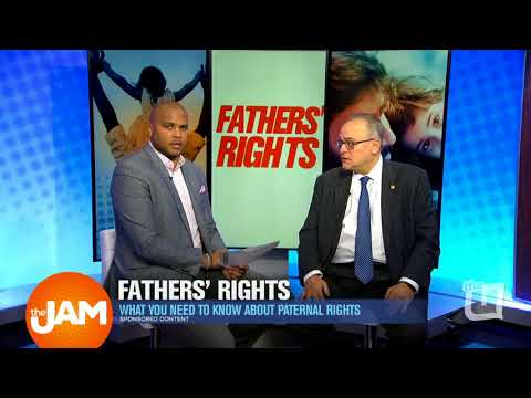 Jeffery Leving Talks Fathers' Rights