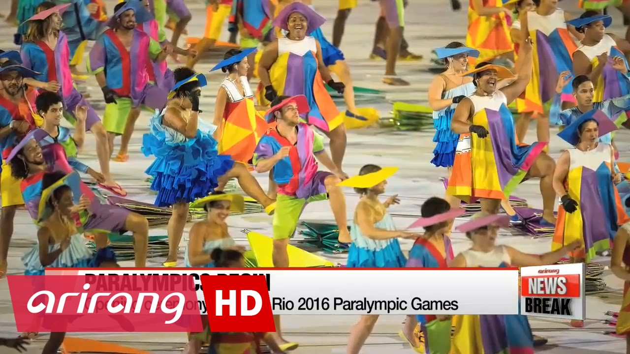 Rio 2016 Paralympics begin amid concerns of low ticket sales