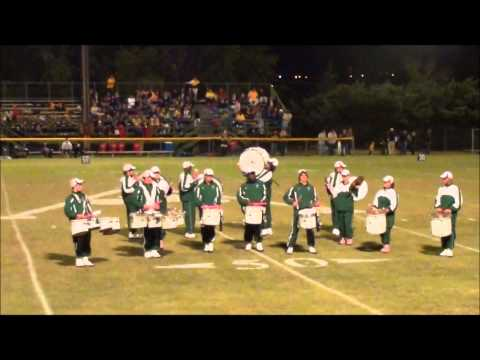 Aquinas High School Drum Corps 10-14-11