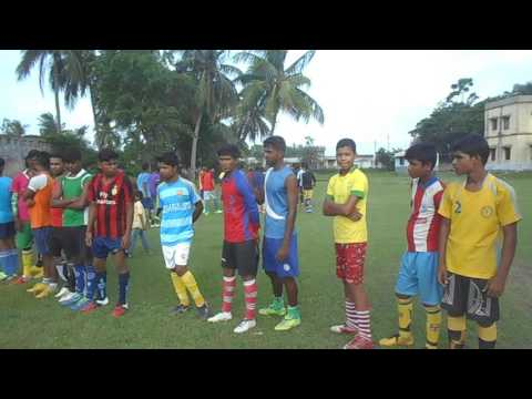 Gangasagar FCC Bamankhali MPP High School Camp 1