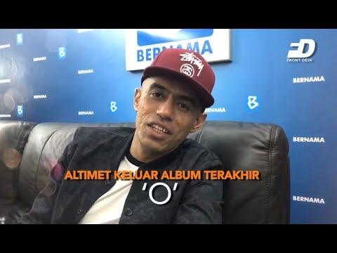 ALTIMET KELUAR ALBUM TERAKHIR, 'O'