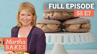 Martha Stewart Uses Coffee in 4 Dessert Recipes | Martha Bakes Classic Episodes
