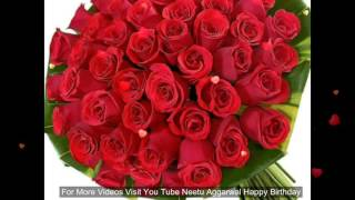 Happy Birthday Wishes,Greetings,Blessings,Prayers,Quotes,Sms,Happy Birthday Flowers,Whatsapp video