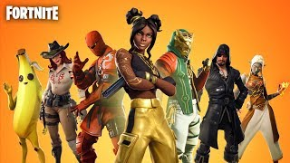 NEW SEASON 8😱 SKIN & NEW Fortnite Battle Royale MAPS ID Badgirl_-503