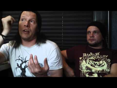 Insomnium & Omnium Gatherum Interview