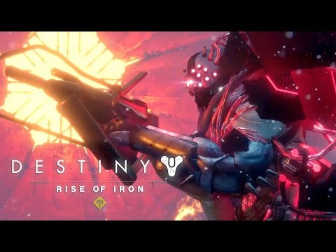 Destiny: Rise of Iron - Wrath of the Machine Raid Trailer