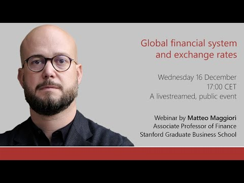 Global financial system and exchange rates