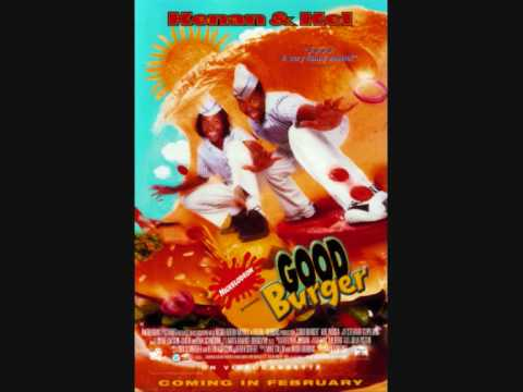 good burger were all dudes