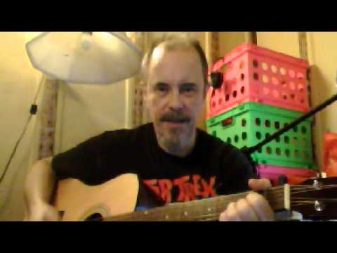 City of New Orleans guitar tutorial - YouTube