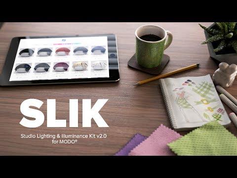 Lighting Your Desktop with SLIK2 - MODO