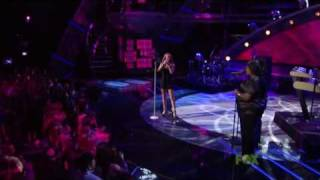 Mariah carey - Bye Bye Live At American Idol 2008
