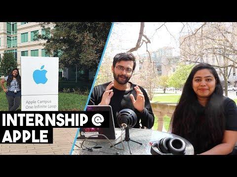 NON-CS interns at APPLE!