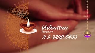 Vídeo Promo Massagem Tântrica (Valentina)