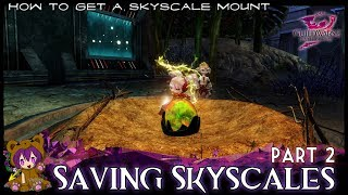 ★ Guild Wars 2 ★ - Saving Skyscales Part 2 (Growth, Death, Spirit, Fear, Courage)