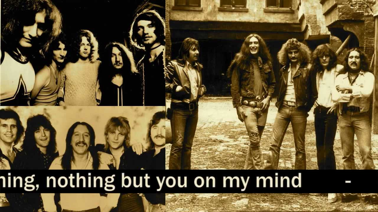 Image result for uriah heep come back to me images