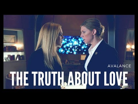 Sara Lance and Ava Sharpe  Legends of Tomorrow  The Truth About Love