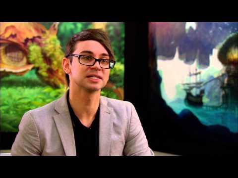 Tinker Bell: The Pirate Fairy: Christian Siriano On Set Movie Interview