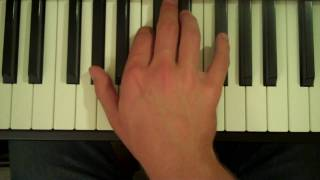how to play an ab7 chord on the piano