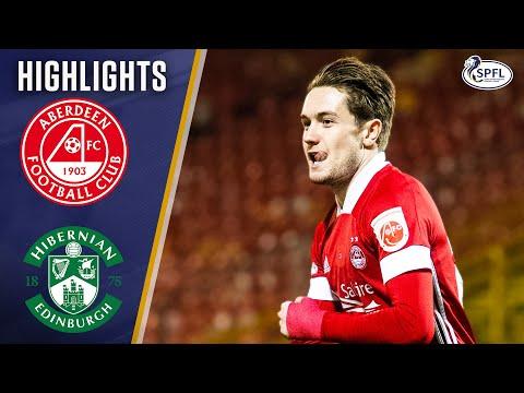 Aberdeen Hibernian Goals And Highlights