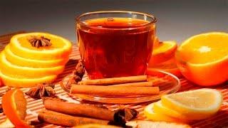 Готовим апельсиновый чай