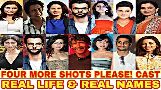 Four More Shots Please! Cast In Real Life With Real Names [Amazon Prime Web Series]